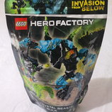 Конструктор Лего Фабрика героев LEGO Hero Factory Кристальный монстр против Балка 44026