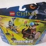 Конструктор Лего Чима Lego Chima Банановый удар 70136 Новый