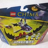 Конструктор Лего Чима Lego Chima Удар летучей мыши 70137 Новый Оригинал