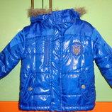 Деми куртка Lupilu Германия , на 12-18 мес 86 р .