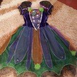 Костюм чарівниці, чаклунки, королеви мачухи, колдунья, королева мачеха на 7-12 років - Позняки