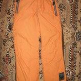 штаны теплые лыжни