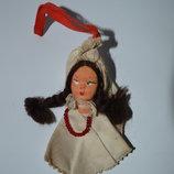 Кукла старинная,сувенирная,кукла