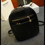 Нежный женский городской рюкзак