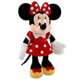 Мягкая игрушка Минни Маус в красном.