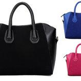 Бархатные женские сумки