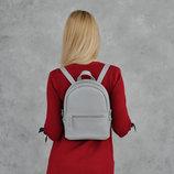 Рюкзак из натуральной кожи для девушек