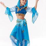 Прокат костюма Східна красуня Жасмін Шахерезада восточная красавица на 3-5, 6-8, 8-10 років- Позняки