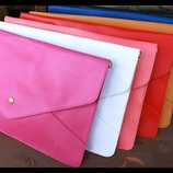 Большой клатч-конверт