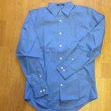 Новая мужская классическая рубашка 39-40 размер по вороту