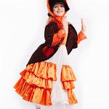 Прокат карнавальный костюм Киев-Борисполь костюм Лисиці Аліси Лисы Алисы