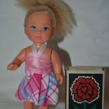 Маленькая кукла simba симба Еви evi