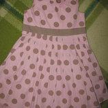 Летнее платье Next Некст на рост 90-100