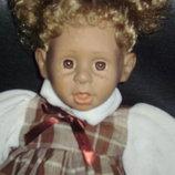 Коллекционная характерная кукла Испания 40 см