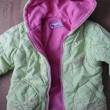 куртка детская , курточка на девочку