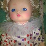 Винтажная кукла,куколка,пупс.гдр,дефект