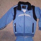 Спортивный костюм на 8-10 лет состояние нового кофта штаны