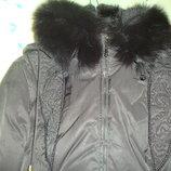 Срочно 750 грн Курточка фирменная зимний пуховик куртка, Snow Beauty р. М