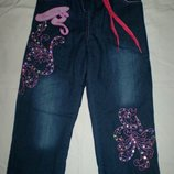 зимові джинси.Нові