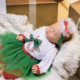 Новогодний костюм для новорожденного Sweet Caramel 62-80