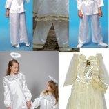 Прокат костюм Ангела ангел, янгол від 3 до 12 років - Позняки