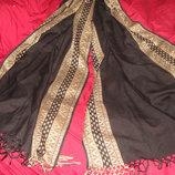 шаль платок шарф акрил идеал 2.25Х90 Louis Vuitton Burberry Gucci косынка