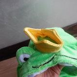 карнавал корона царевна жаба жабка утренник принцесса зеленая