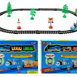 Железная дорога Томас паровоз 2 вагона
