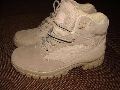новые ботинки McAllister 39 р 25 см кожа Lowa