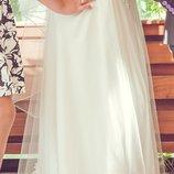Свадебное платье невероятной красоты 48-52