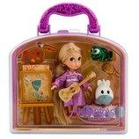 Disney Animators Collection Rapunzel Mini Doll PlaySet Дисней Аниматоры Мини Рапунсель игровой набор