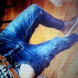 Мега-Стильные джинсы Бойфренды..26-27 раз.Турция.