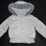 George р. 98-104 на 2-3-4 года Куртка красивая демисезонная теплая