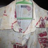 Мужская рубашка с длин.рукавом 48-50р-р