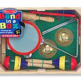 Детские музыкальные инструменты, набор музыкальных инструментов
