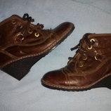 Welfare черевики ботинки натуральна шкіра кожа