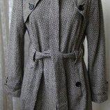 Пальто женское шикарное элегантное шерсть бренд Next р.48 4557