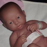 Новорожденный кукла-пупс Berenguer Испания оригинал 36 см клеймо