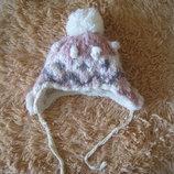 Зимняя шапка Next Ог 43-48 см