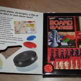 Набор настольних игр Brilliant Board Games