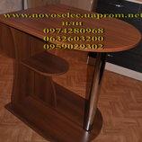 Стол кухонный - сервировочный - стол-книжка на колесах фабричный