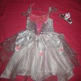 Нарядное платье Ladybird на 1-2 года