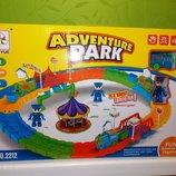 Железная дорога Автотрек Adventure Park 2212 А
