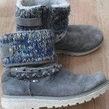 Сапоги,ботинки детские кожаные