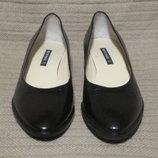 Туфельки на особые ножки.Великолепные кожаные туфли Bruno Magli.Италия