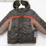 Куртка зимняя 4 в 1 американской фирмы Faded Glory на 2-3 года