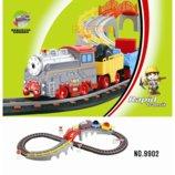 Детская железная дорога, жд дорога, железная дорога, 9902, залізнична