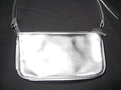 00ca176f3622 фирменная серебристая сумочка Atmosphere: 85 грн - клатчи и ...