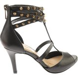 Босоножки черные кожа шпилька бренд Jessica Simpson оригинал из США р. 37