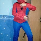 Карнавальный костюм Человек Паук взрослый.